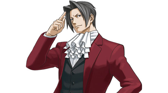 Gyakuten Kenji 2 Miles Edgeworth