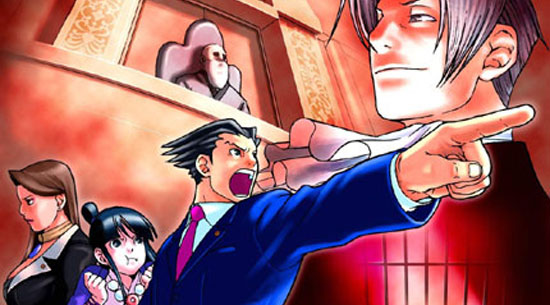 Phoenix Wright box art