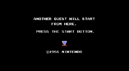 Legend of Zelda Second Quest