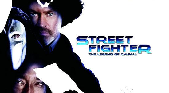 Street Fighter: The Legend of Chun Li