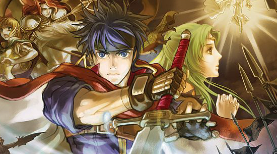Fire Emblem Path of Radiance Wallpaper Fire Emblem Path of