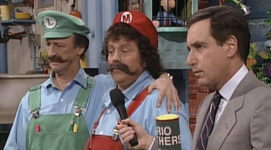 Super Mario Bros. Super Show! Episode Guide: 1×17 The Marios Fight Back/The Fire of Hercufleas