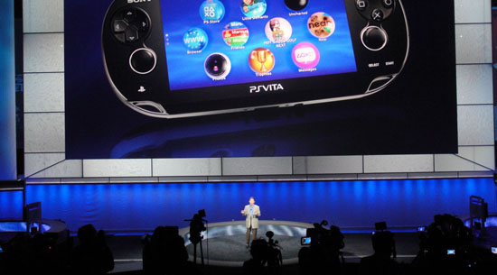 Kaz Hirai Sony E3