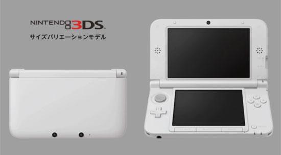3DS LL XL
