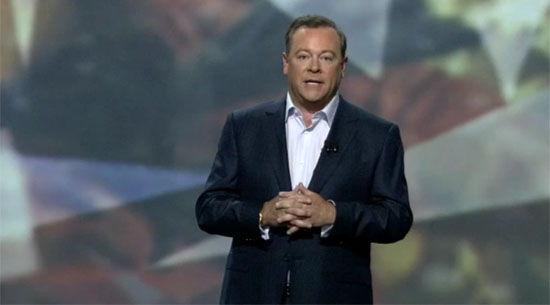 Jack Tretton at E3 2012