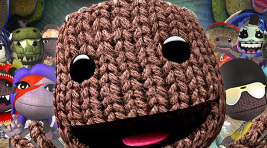 Little Big Planet Sack boy