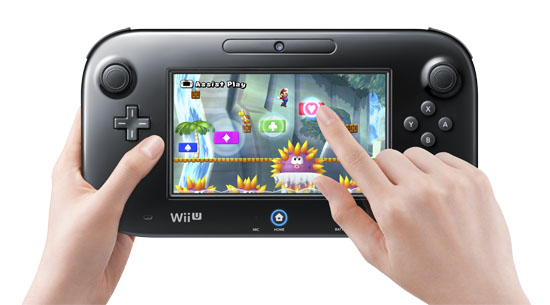 "Nintendo ""unveils"" Wii U launch details"