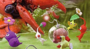 Pikmin 2 box art