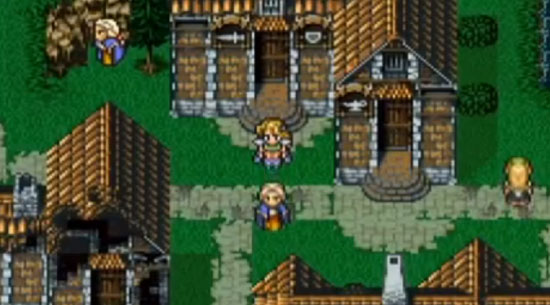 Splode Plays Final Fantasy VI #16: Wandering Around Kohlingen