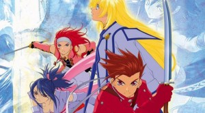 Tales of Symphonia box art