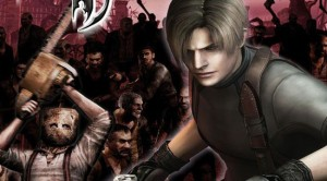 Resident Evil 4 box art