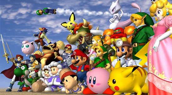Super Smash Bros. Melee roster