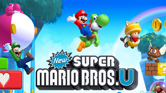 Splode Plays New Super Mario Bros. U