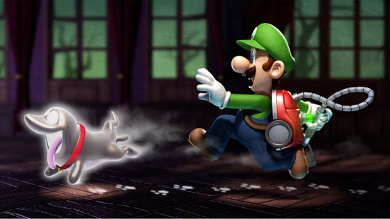 TV Splode: The year of Luigi… or Mario's 28th year in a row?
