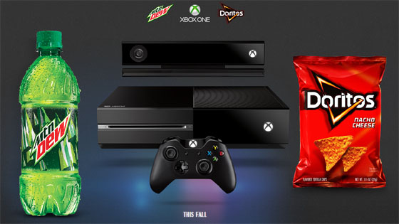 "Microsoft and Mountain Dew promise ""unprecedented experience"""