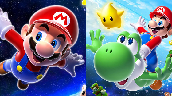 Super Mario Galaxy vs. Galaxy 2 Comparison Review
