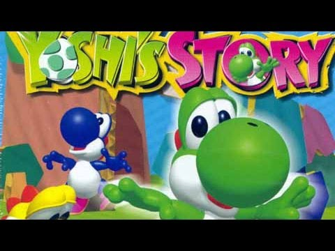 Yoshi's Story – Definitive 50 N64 Game #50