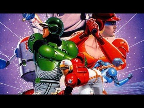 Definitive 50 SNES games: #49 Super Baseball 2020