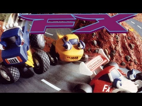 Definitive 50 SNES games: #50 Stunt Race FX