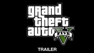 Grand Theft Auto V trailer right here