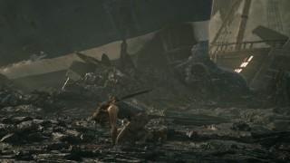 """Lara Croft debut trailer """"Turning Point"""""""