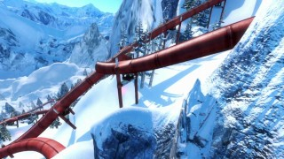 New SSX lets you  grind Alaskan pipeline
