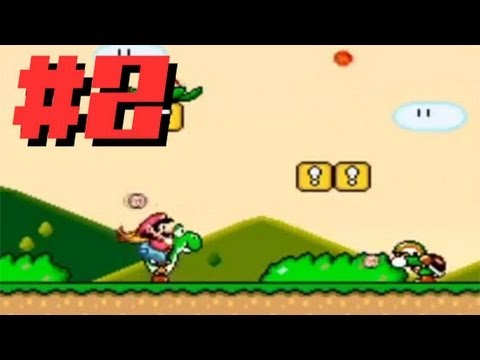 Splode Plays Super Mario World #2: Donut Island Part 1