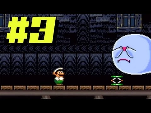 Splode Plays Super Mario World #3: Donut Island Part 2