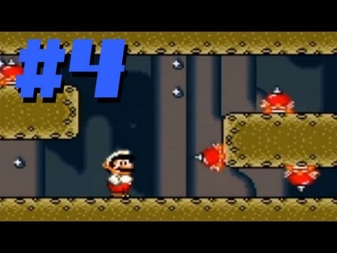 Splode Plays Super Mario World #4: Vanilla Dome Part 1
