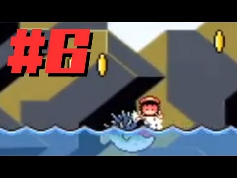 Splode Plays Super Mario World #6: Cheese and Butter Bridges Part 1