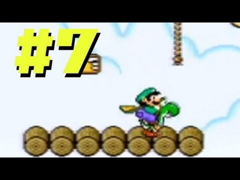 Splode Plays Super Mario World #7: Cheese and Butter Bridges Part 2