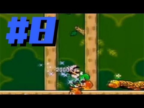Splode Plays Super Mario World #8: Forest of Illusion Part 1