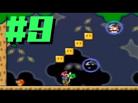 Splode Plays Super Mario World #9: Forest of Illusion Part 2