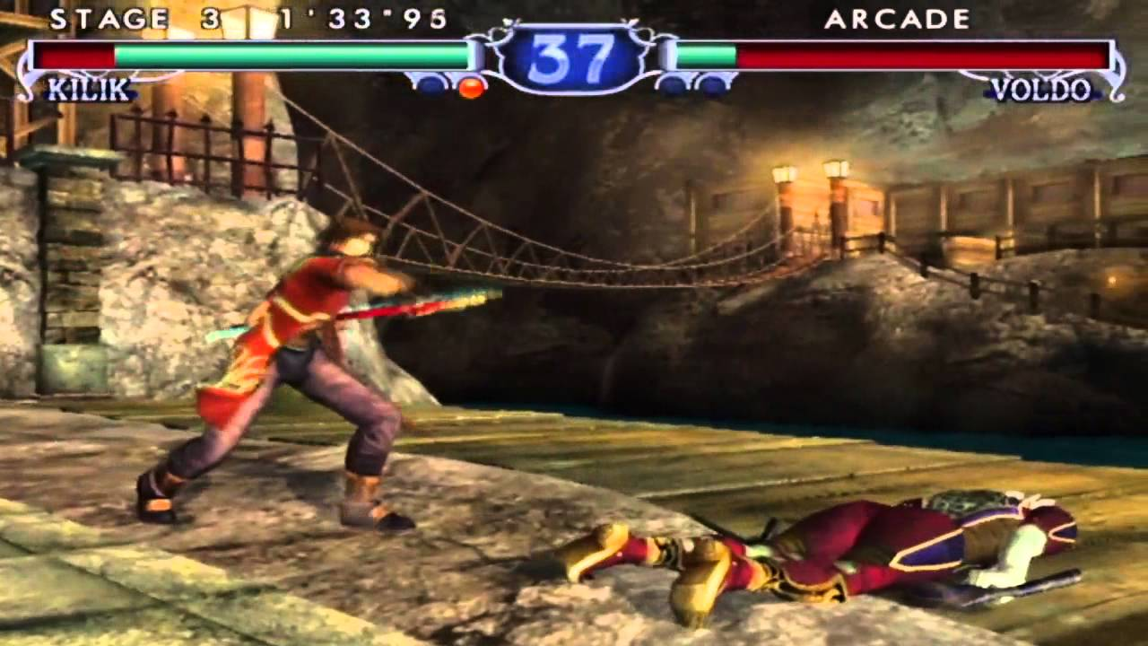 The Definitive 50 GameCube Games: #18 Soul Calibur II