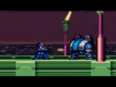 The Definitive 50 SNES Games: #24 Mega Man X