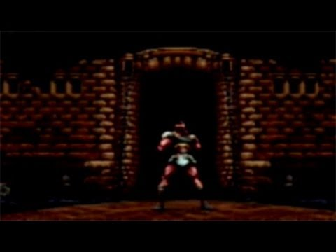 The Definitive 50 SNES Games: #25 Super Castlevania IV