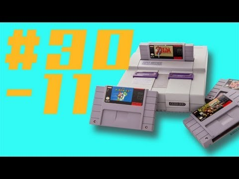 The Definitive 50 SNES Games: #30-11