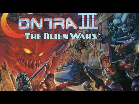 The Definitive 50 SNES Games: #34 Contra III: The Alien Wars