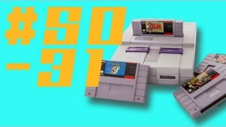 The Definitive 50 SNES Games: #50-31