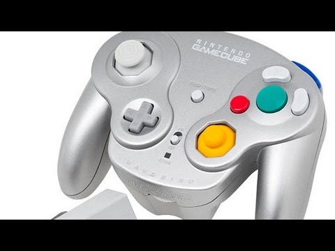 GameCube's Accessories – Radio Splode Highlight