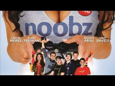 "TV Splode: ""noobz"" Movie Trailer Reaction"