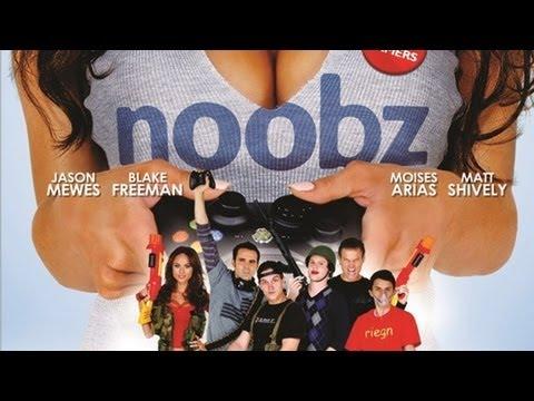 "TV Splode: ""noobz"" Movie Trailer Reaction"