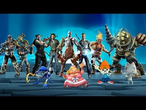 TV Splode: Sony announces PlayStation All-Stars Battle Royale for PS3