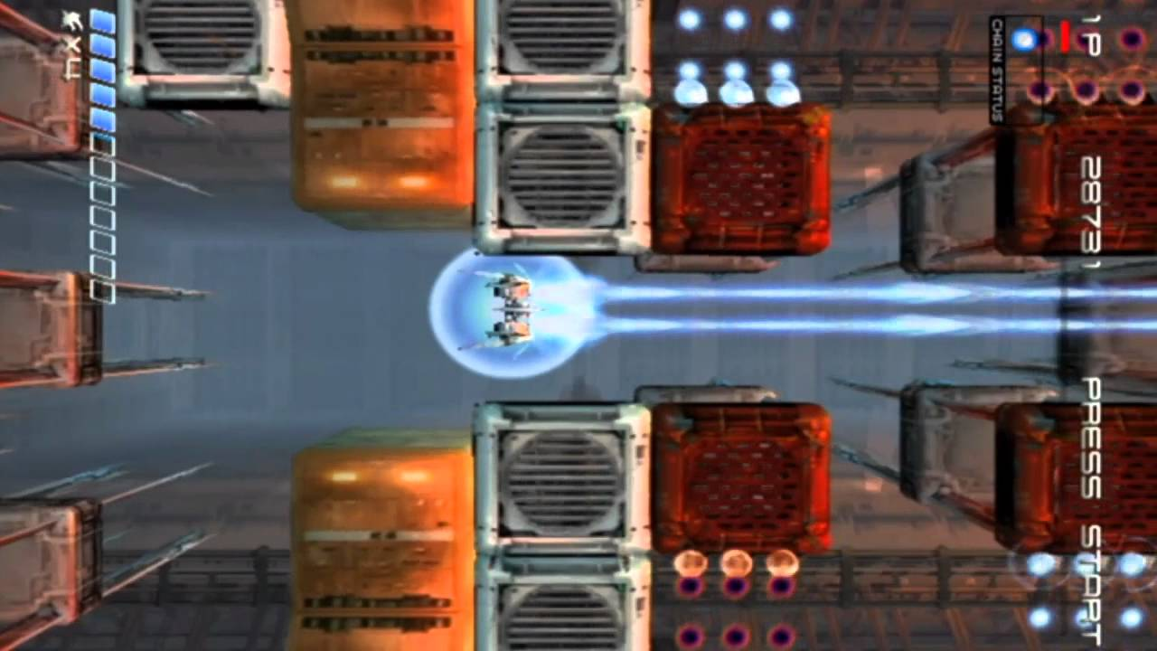 The Definitive 50 GameCube Games: #14 Ikaruga