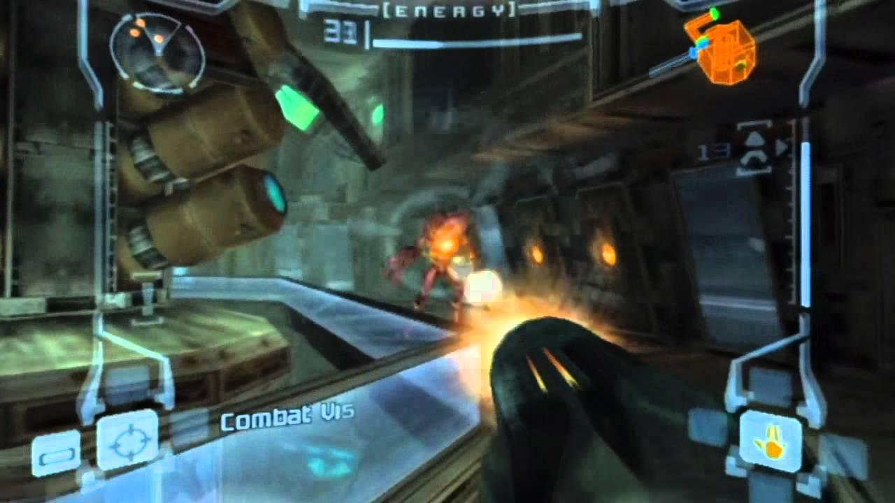 The Definitive 50 GameCube Games: #2 Metroid Prime