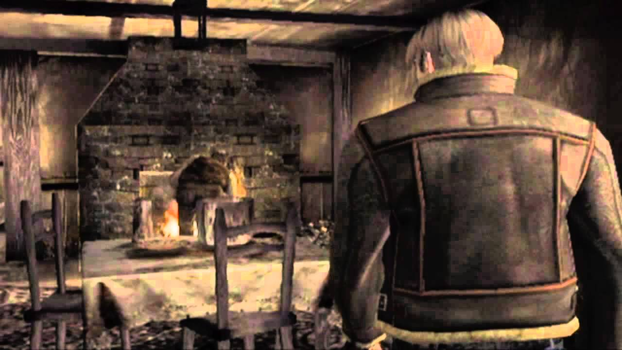 The Definitive 50 GameCube Games: #3 Resident Evil 4
