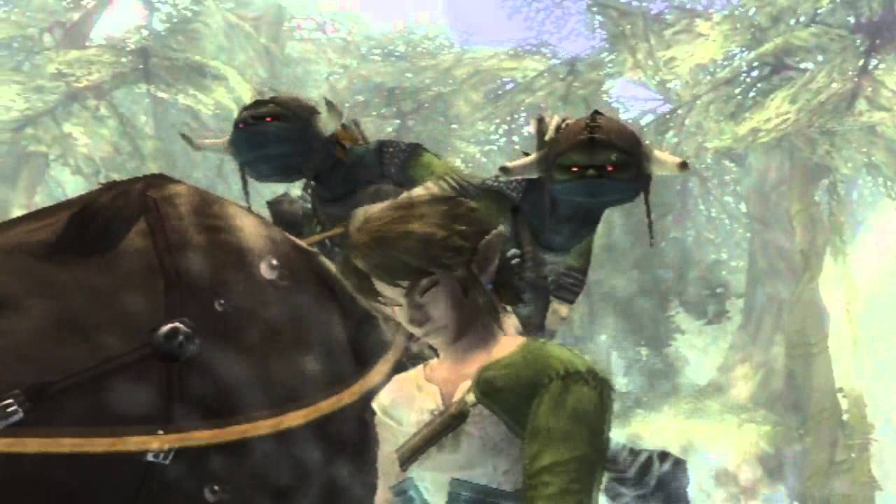 The Definitive 50 GameCube Games: #5 The Legend of Zelda: Twilight Princess