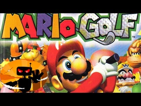 Mario Golf – Definitive 50 N64 Game #28