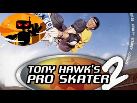 Tony Hawk's Pro Skater 2 – Definitive 50 N64 Game #26