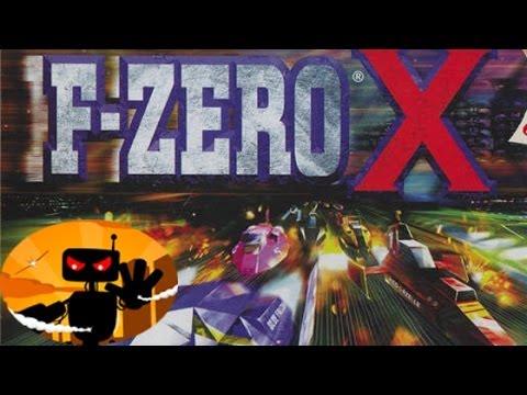 F-Zero X – Definitive 50 N64 Game #20